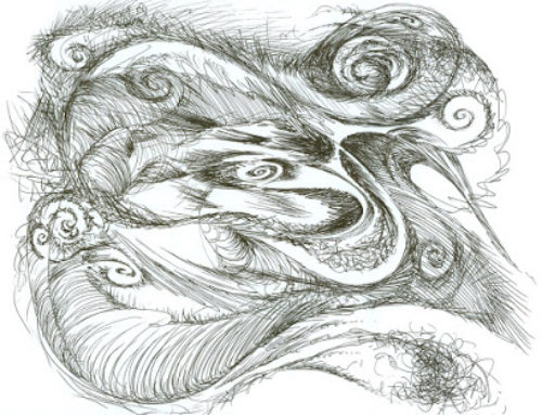 Meditative Drawings