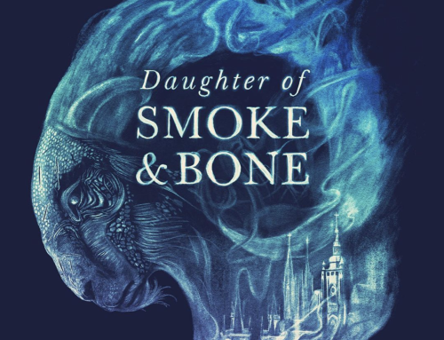 The special 10th anniversary edition cover for Daughter of Smoke…