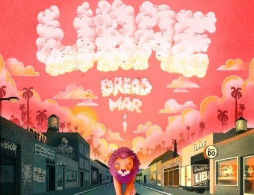 Artist Alan Berry Rhys for Dread Mar's latest single artwork and…