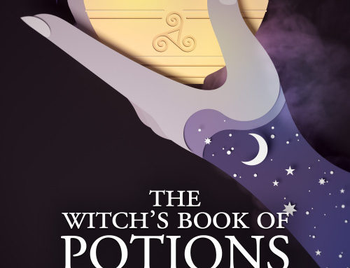 Cover illustration by Edu Fuentes for The Witch's Book of…